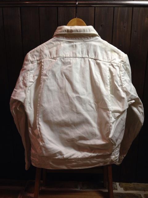 神戸店2/26(水)ChicagoVintage入荷!#3 1920\'s Shop Coat,1950\'s Janesvill Fireman Coat!!!(T.W.)_c0078587_1503540.jpg