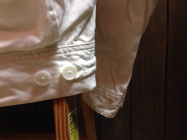 神戸店2/26(水)ChicagoVintage入荷!#3 1920\'s Shop Coat,1950\'s Janesvill Fireman Coat!!!(T.W.)_c0078587_1505341.jpg