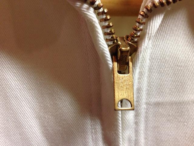 神戸店2/26(水)ChicagoVintage入荷!#3 1920\'s Shop Coat,1950\'s Janesvill Fireman Coat!!!(T.W.)_c0078587_1631571.jpg