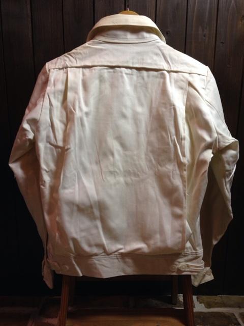 神戸店2/26(水)ChicagoVintage入荷!#3 1920\'s Shop Coat,1950\'s Janesvill Fireman Coat!!!(T.W.)_c0078587_1632762.jpg
