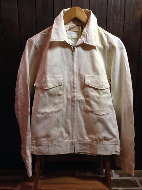 神戸店2/26(水)ChicagoVintage入荷!#3 1920\'s Shop Coat,1950\'s Janesvill Fireman Coat!!!(T.W.)_c0078587_163488.jpg