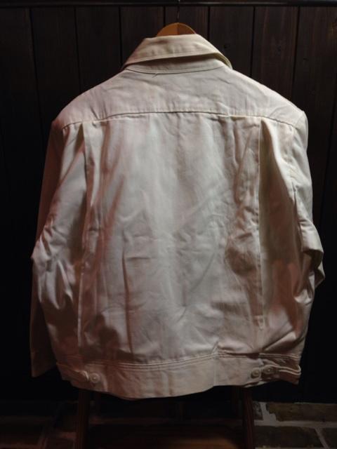 神戸店2/26(水)ChicagoVintage入荷!#3 1920\'s Shop Coat,1950\'s Janesvill Fireman Coat!!!(T.W.)_c0078587_1644117.jpg