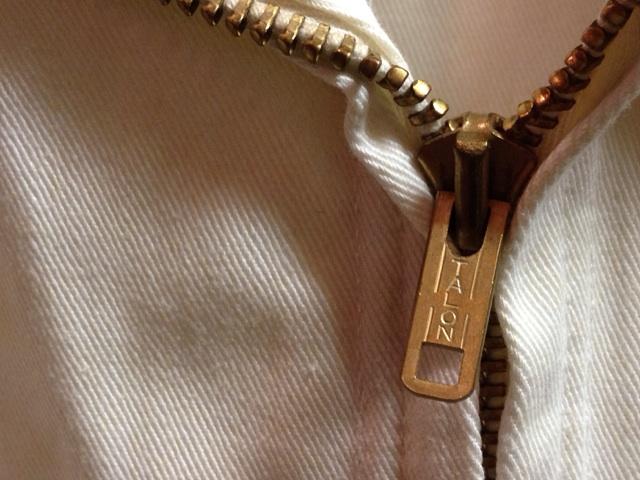 神戸店2/26(水)ChicagoVintage入荷!#3 1920\'s Shop Coat,1950\'s Janesvill Fireman Coat!!!(T.W.)_c0078587_1645070.jpg