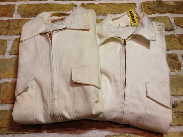 神戸店2/26(水)ChicagoVintage入荷!#3 1920\'s Shop Coat,1950\'s Janesvill Fireman Coat!!!(T.W.)_c0078587_164913.jpg
