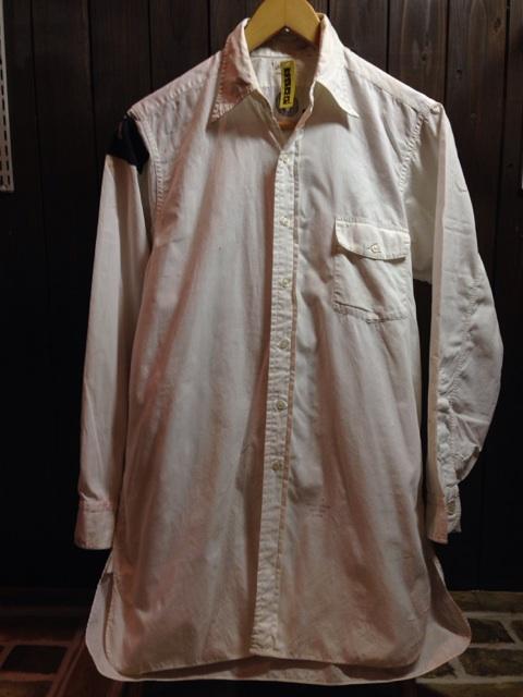 神戸店2/26(水)ChicagoVintage入荷!#3 1920\'s Shop Coat,1950\'s Janesvill Fireman Coat!!!(T.W.)_c0078587_1653770.jpg