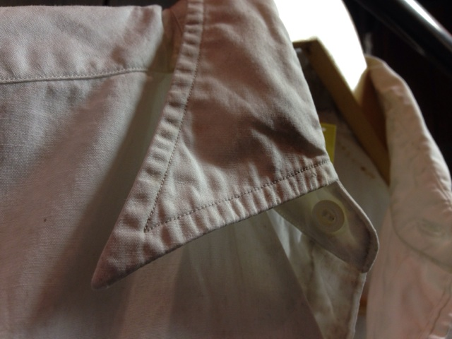 神戸店2/26(水)ChicagoVintage入荷!#3 1920\'s Shop Coat,1950\'s Janesvill Fireman Coat!!!(T.W.)_c0078587_16557100.jpg