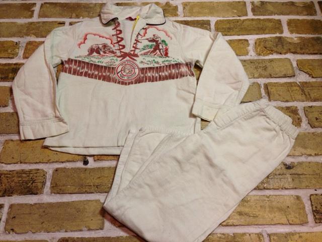 神戸店2/26(水)ChicagoVintage入荷!#3 1920\'s Shop Coat,1950\'s Janesvill Fireman Coat!!!(T.W.)_c0078587_167138.jpg