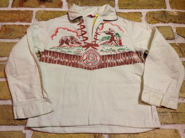 神戸店2/26(水)ChicagoVintage入荷!#3 1920\'s Shop Coat,1950\'s Janesvill Fireman Coat!!!(T.W.)_c0078587_1672113.jpg