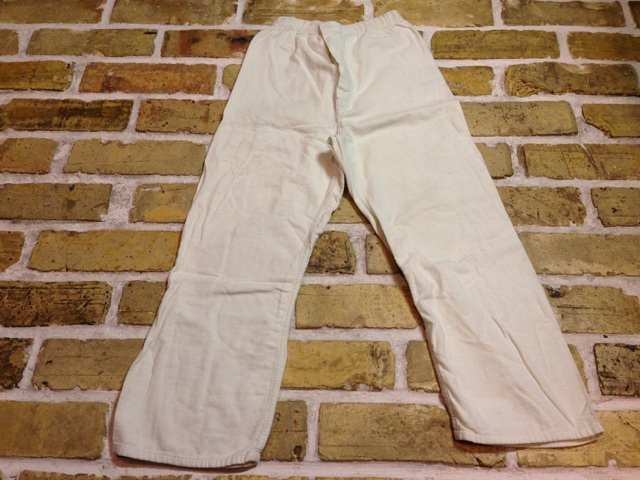 神戸店2/26(水)ChicagoVintage入荷!#3 1920\'s Shop Coat,1950\'s Janesvill Fireman Coat!!!(T.W.)_c0078587_1674049.jpg