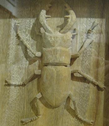 たまごの工房企画展 第4回 - mozo mozo - 虫・蟲 展 その7_e0134502_13060544.jpg