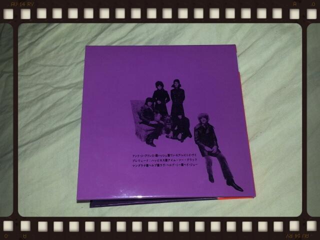 ディープ・パープル / 紫の世界 (紙ジャケ)_b0042308_22505361.jpg