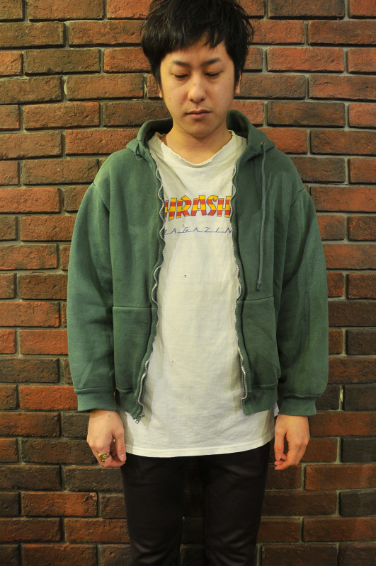 Vintage Sweat Parka_d0222908_17183857.jpg