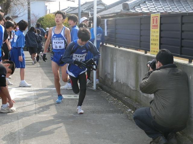 富士山の日に駆け抜けた「今泉駅伝」_f0141310_7111830.jpg