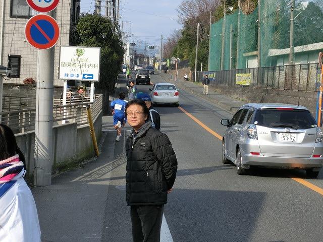 富士山の日に駆け抜けた「今泉駅伝」_f0141310_7115783.jpg