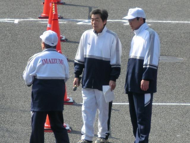 富士山の日に駆け抜けた「今泉駅伝」_f0141310_8436.jpg