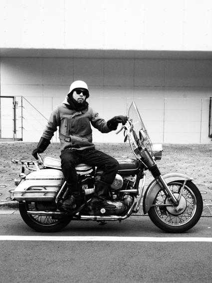 5COLORS「君はなんでそのバイクに乗ってるの?」#79_f0203027_1265780.jpg