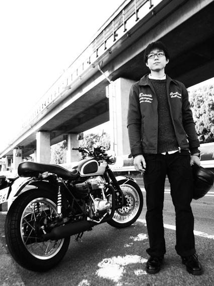 5COLORS「君はなんでそのバイクに乗ってるの?」#79_f0203027_1271119.jpg