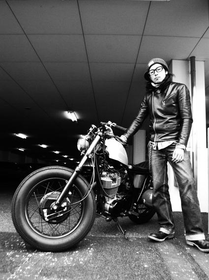 5COLORS「君はなんでそのバイクに乗ってるの?」#79_f0203027_1271936.jpg