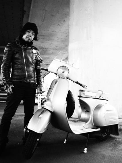 5COLORS「君はなんでそのバイクに乗ってるの?」#79_f0203027_1273494.jpg