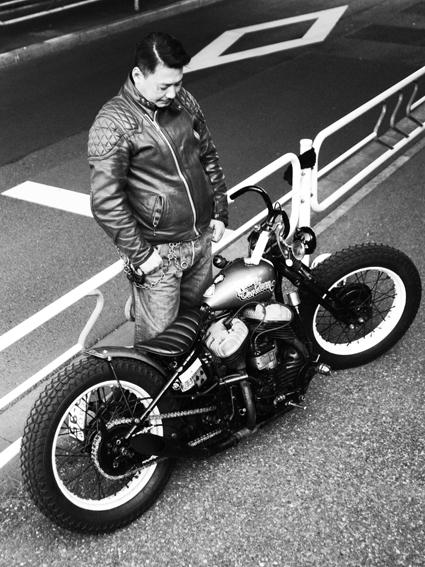 5COLORS「君はなんでそのバイクに乗ってるの?」#79_f0203027_1274883.jpg