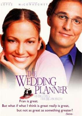 ウェディング・プランナー The Wedding Planner(2nd times)_e0040938_1252958.jpg