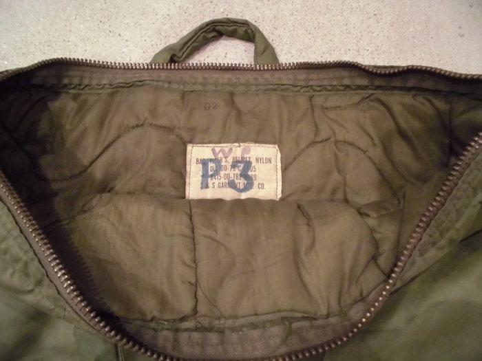 Old Helmet Bag ② _e0187362_1059498.jpg