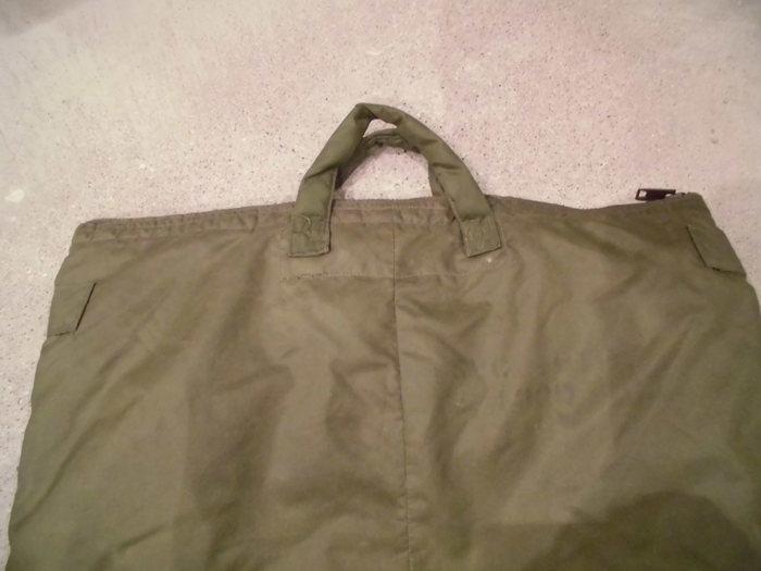 Old Helmet Bag ② _e0187362_110447.jpg
