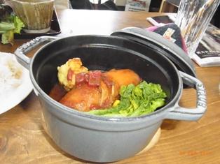 イタリアンと野菜のランチ_e0195766_14111560.jpg
