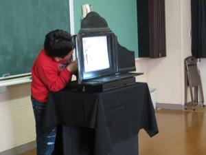 子どもたちの紙芝居を見に_e0128869_14415754.jpg