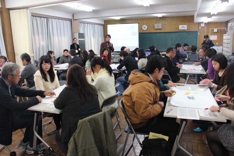 中学校美術Q&A in 神奈川 Action会議の様子_b0068572_23281177.jpg