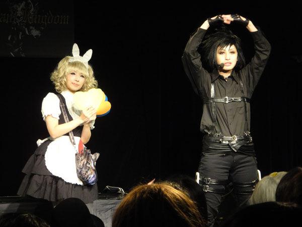 2月16日(日)BKバレンタイン Specialライブ2014 レポ②_d0155379_631974.jpg