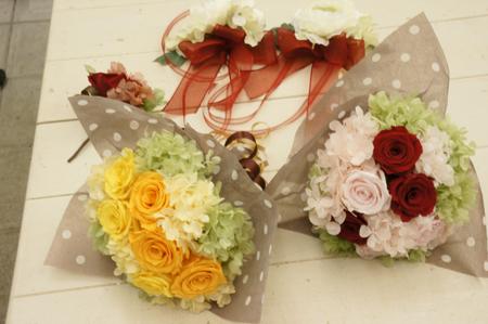 ブーケ、花冠、_c0198981_22112439.jpg