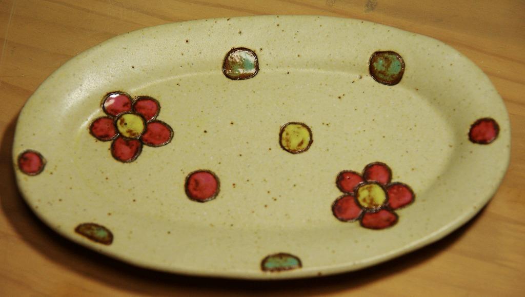 楕円リム皿の試作_a0107184_2124520.jpg
