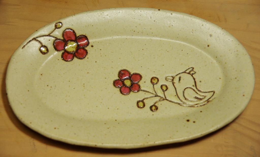 楕円リム皿の試作_a0107184_2125635.jpg