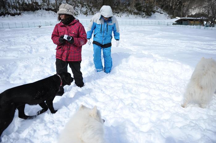 雪中キャンプ in WAN-WA 第2弾 PART2_a0049296_2033563.jpg
