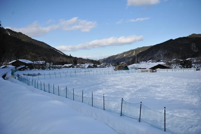 雪中キャンプ in WAN-WA 第2弾 PART2_a0049296_20451211.jpg