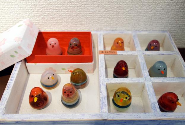 HINA IN BOX 箱入りお雛様2_f0143397_17451240.jpg