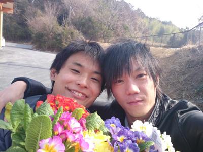 サニープレイスお花でいっぱいプロジェクト始動。_a0154110_10174158.jpg