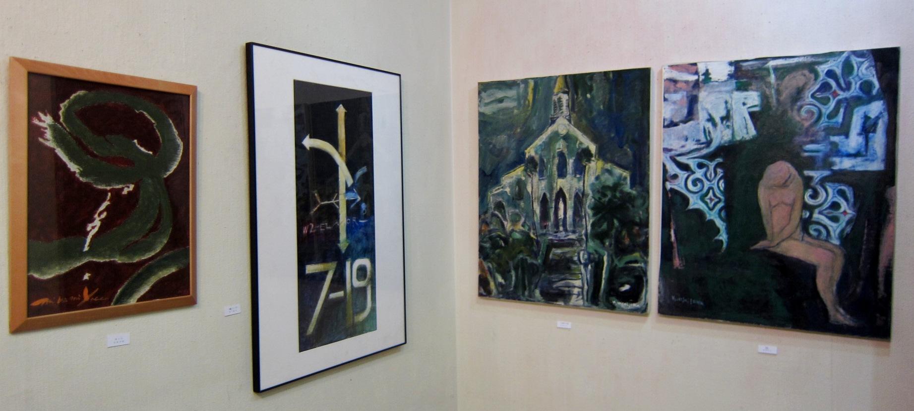 2354) 「LA`TAPIO -Ⅱ- Exhibition」 たぴお 1月27日(月)~2月15日(土)_f0126829_1171397.jpg