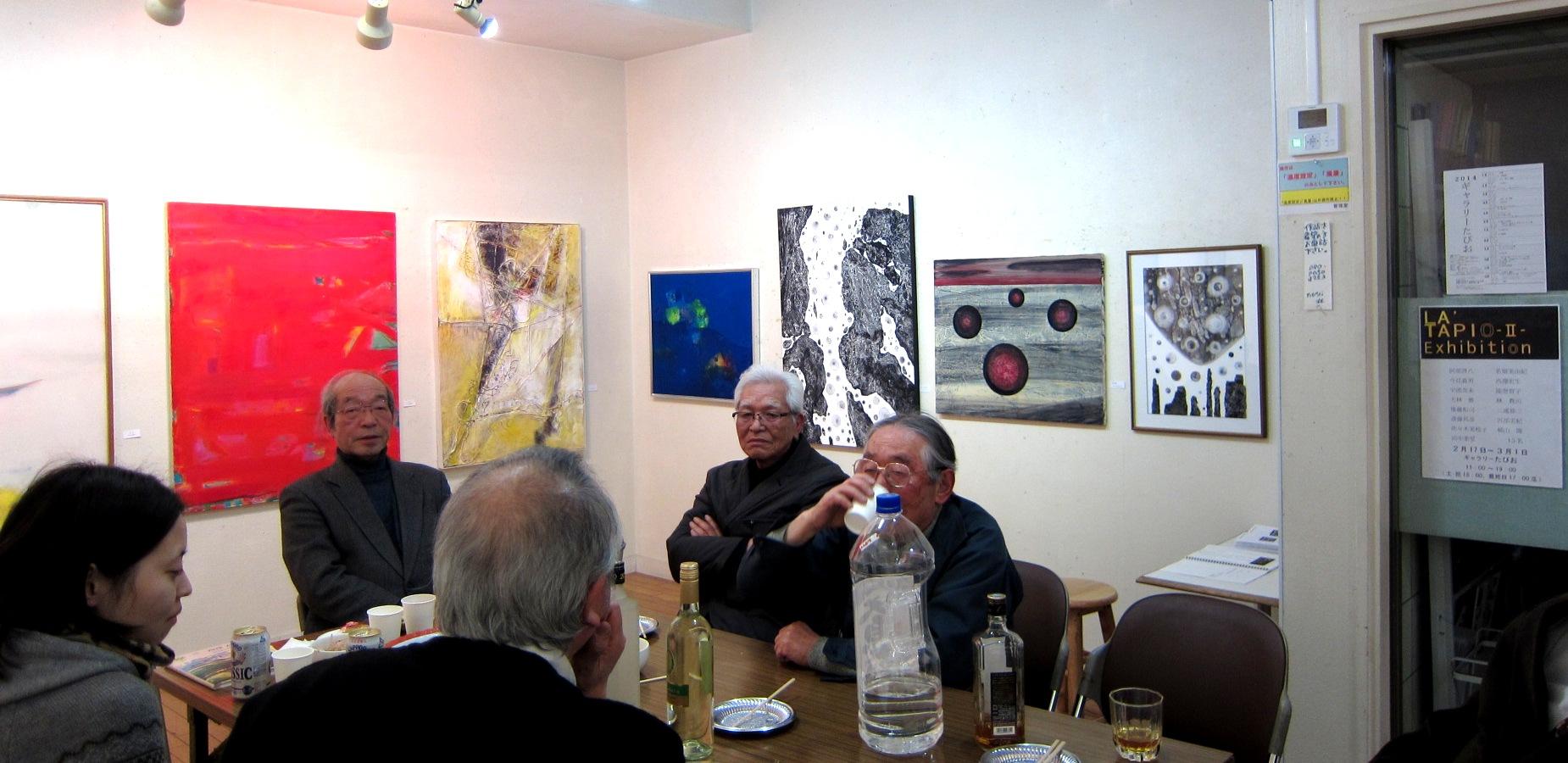 2354) 「LA`TAPIO -Ⅱ- Exhibition」 たぴお 1月27日(月)~2月15日(土)_f0126829_9204293.jpg