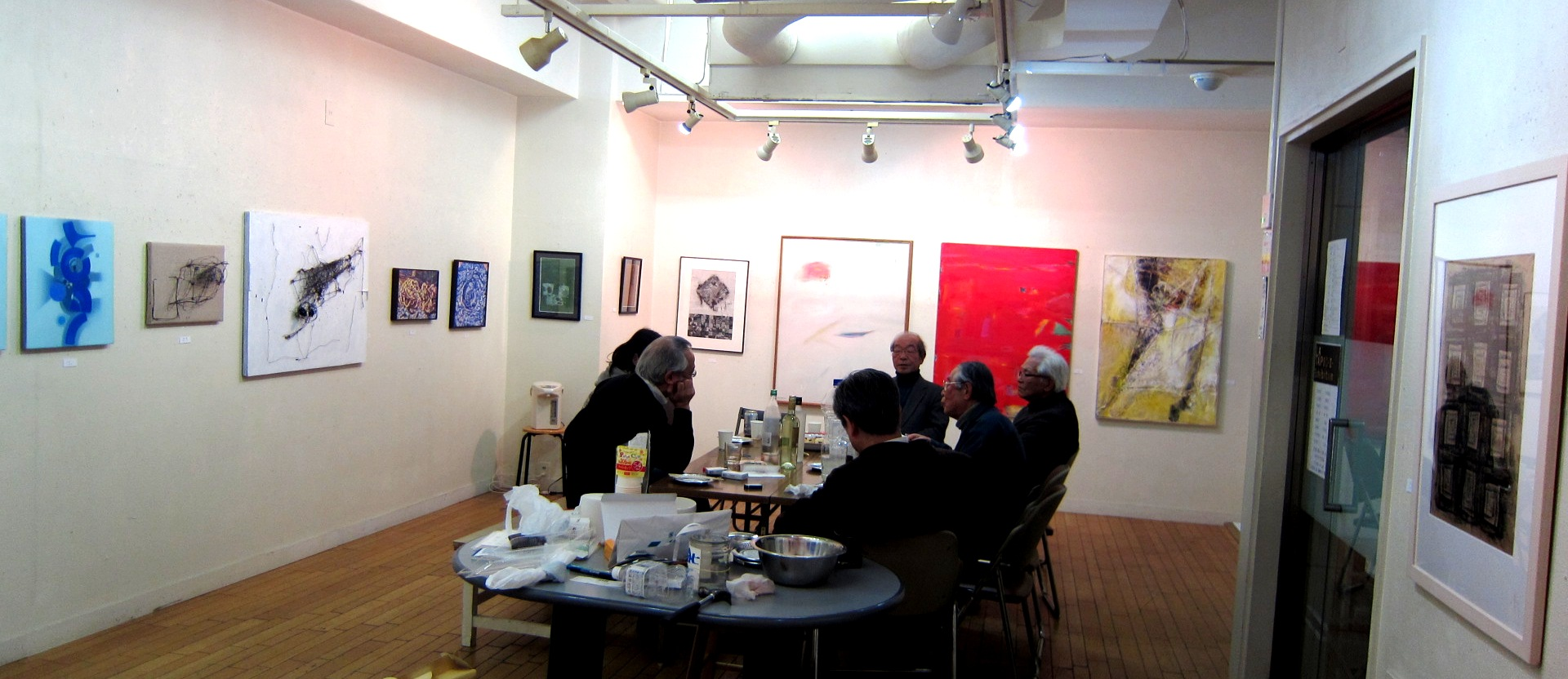 2354) 「LA`TAPIO -Ⅱ- Exhibition」 たぴお 1月27日(月)~2月15日(土)_f0126829_921026.jpg