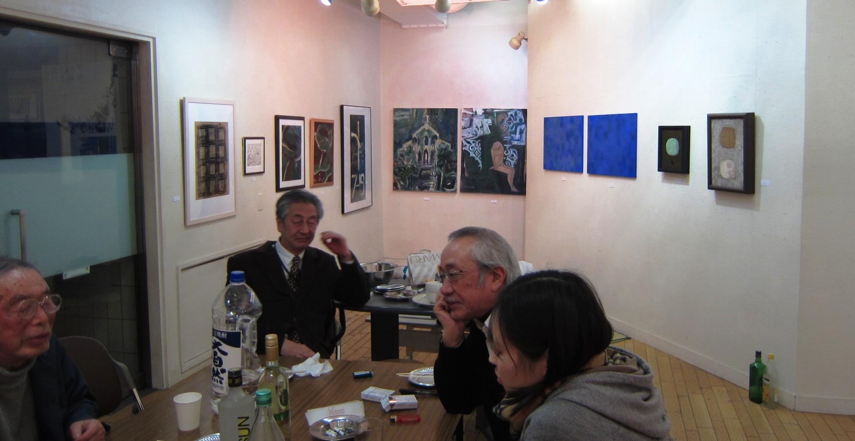2354) 「LA`TAPIO -Ⅱ- Exhibition」 たぴお 1月27日(月)~2月15日(土)_f0126829_9211122.jpg