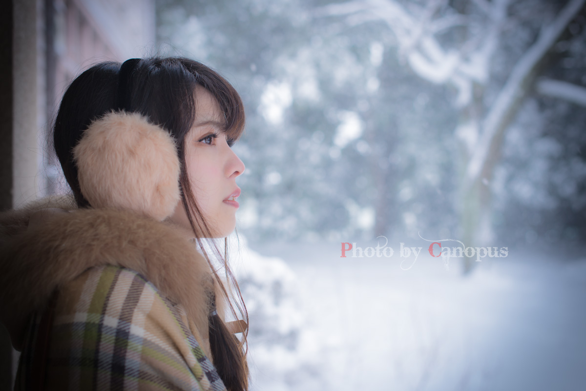 外は雪_e0196140_23424327.jpg
