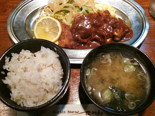 洋食屋 New 狸(金沢市小立野)_b0322744_02452682.jpg