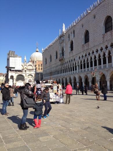 24/02/2014  ヴェネツィア:サンマルコ広場_a0136671_04220985.jpg