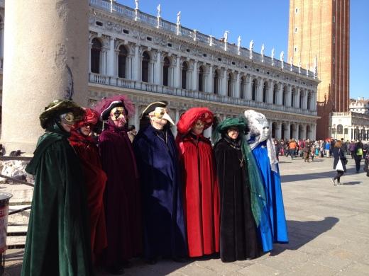 24/02/2014  ヴェネツィア:サンマルコ広場_a0136671_04431907.jpg