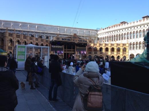 24/02/2014  ヴェネツィア:サンマルコ広場_a0136671_04464765.jpg