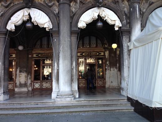 24/02/2014  ヴェネツィア:Caffè Florian_a0136671_04485663.jpg