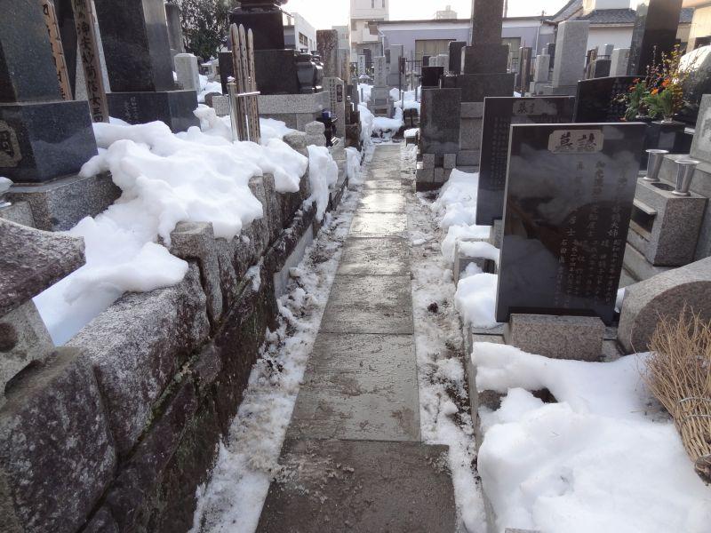 『LIBERTY』 雪かきの疲れを癒す ストロベリーチャイ_e0187286_16371761.jpg