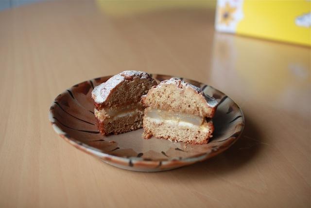 黒蜜もちケーキとブルーベリーチーズケーキマフィン_e0287190_14523483.jpg